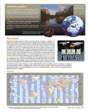 Libro Atlas de geografia del mundo quinto grado Página 19