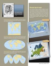 Libro Atlas de geografia del mundo quinto grado Página 21