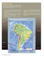 Libro Atlas de geografia del mundo quinto grado Página 22