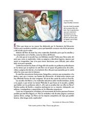 Libro Atlas de geografia del mundo quinto grado Página 3