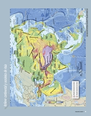 Libro Atlas de geografia del mundo quinto grado Página 33