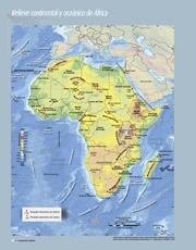 Libro Atlas de geografia del mundo quinto grado Página 34