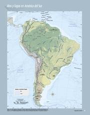 Libro Atlas de geografia del mundo quinto grado Página 41