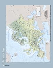Libro Atlas de geografia del mundo quinto grado Página 42