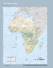 Libro Atlas de geografia del mundo quinto grado Página 44