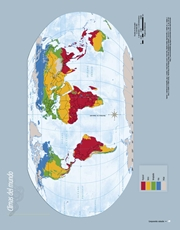 Libro Atlas de geografia del mundo quinto grado Página 49