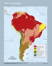 Libro Atlas de geografia del mundo quinto grado Página 51