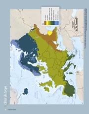 Libro Atlas de geografia del mundo quinto grado Página 52