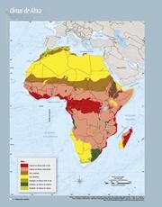 Libro Atlas de geografia del mundo quinto grado Página 54