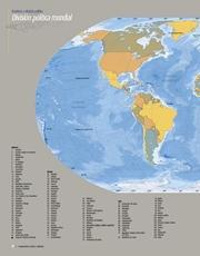 Libro Atlas de geografia del mundo quinto grado Página 72