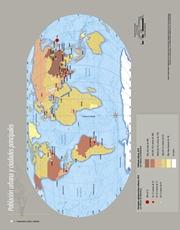Libro Atlas de geografia del mundo quinto grado Página 84