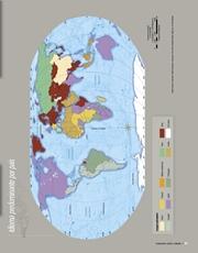 Libro Atlas de geografia del mundo quinto grado Página 87