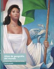 Libro Atlas de geografia del mundo quinto grado Página 1