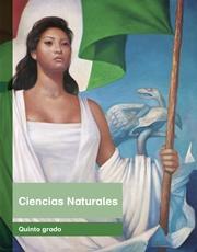 Libro Ciencias Naturales quinto grado Página 1