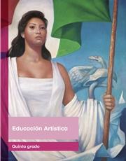 Libro Educación Artística quinto grado Página 1