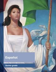 Libro Español quinto grado Página 1