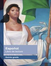 Libro Español libro de lectura quinto grado Página 1