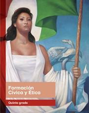 Libro Formación Cívica y Ética quinto grado Página 1