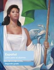 Libro Español libro para el alumno segundo grado Página 1