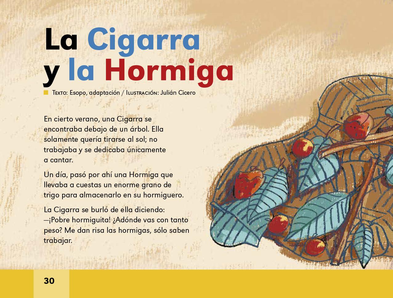 libro de español lecturas segundo grado pdf