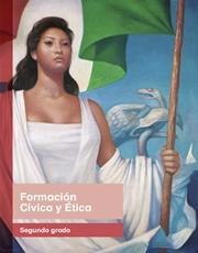 Libro Formación Cívica y Ética segundo grado Página 1
