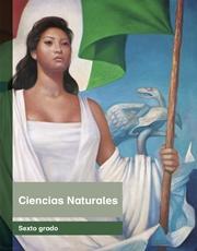 Libro Ciencias Naturales sexto grado Página 1