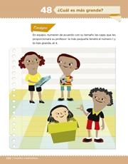Libro Desafíos Matemáticos sexto grado Página 100