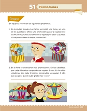 Libro Desafíos Matemáticos sexto grado Página 103