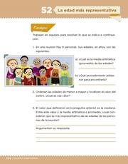 Libro Desafíos Matemáticos sexto grado Página 104