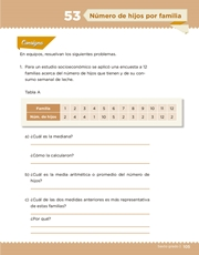 Libro Desafíos Matemáticos sexto grado Página 105