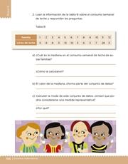 Libro Desafíos Matemáticos sexto grado Página 106