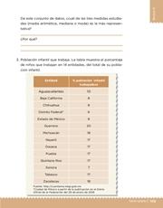 Libro Desafíos Matemáticos sexto grado Página 109