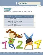 Libro Desafíos Matemáticos sexto grado Página 11