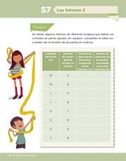 Libro Desafíos Matemáticos sexto grado Página 114