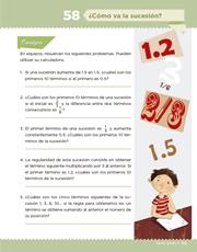 Libro Desafíos Matemáticos sexto grado Página 115