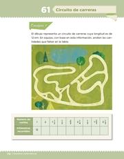 Libro Desafíos Matemáticos sexto grado Página 118