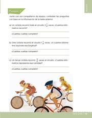 Libro Desafíos Matemáticos sexto grado Página 119