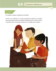 Libro Desafíos Matemáticos sexto grado Página 121