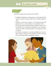 Libro Desafíos Matemáticos sexto grado Página 122