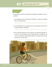 Libro Desafíos Matemáticos sexto grado Página 126