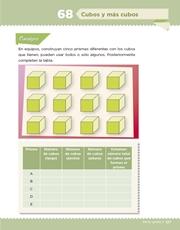 Libro Desafíos Matemáticos sexto grado Página 127