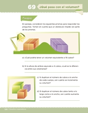 Libro Desafíos Matemáticos sexto grado Página 128