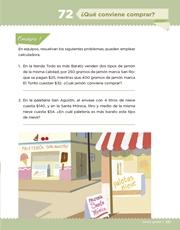 Libro Desafíos Matemáticos sexto grado Página 131