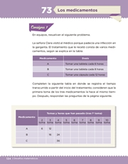 Libro Desafíos Matemáticos sexto grado Página 134