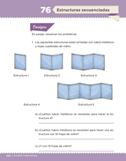 Libro Desafíos Matemáticos sexto grado Página 140