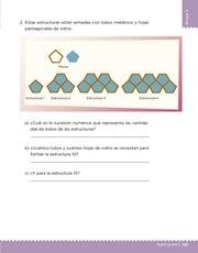Libro Desafíos Matemáticos sexto grado Página 141