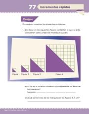 Libro Desafíos Matemáticos sexto grado Página 142