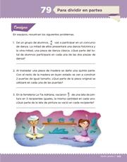 Libro Desafíos Matemáticos sexto grado Página 145