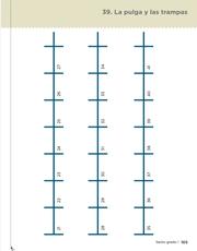 Libro Desafíos Matemáticos sexto grado Página 165