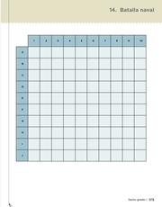 Libro Desafíos Matemáticos sexto grado Página 173